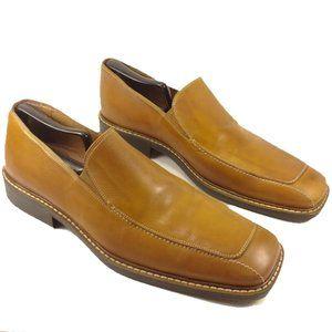 Pegabo Aldo Italy Handmade Loafer Sz EU 44 US 11